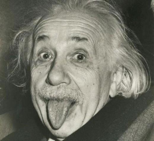 Sticking Tongue