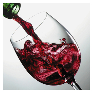Drinking-Red-Wine