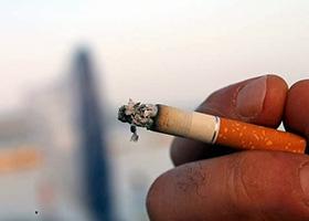 smoker-hand