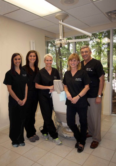 Brookhaven Dentist near me - dental implants