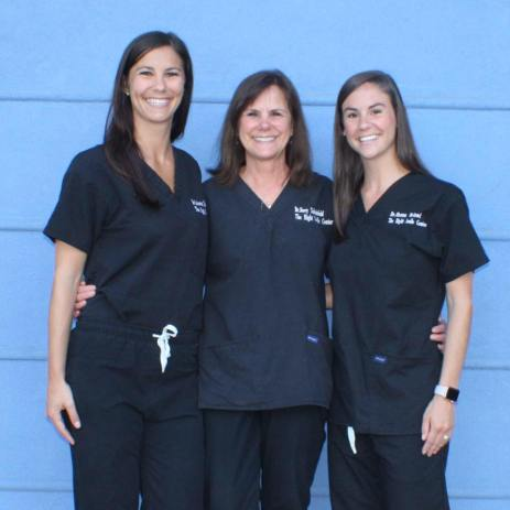 Drs. Zoey, Novy and Hanna